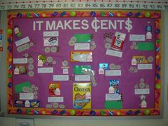 2nd grade math Board