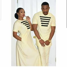African Wear Styles For Men, African Shirts For Men, African Attire For Men, African Clothing For Men, Ankara Styles For Men, African Style, African Women, Couples African Outfits, African Wear Dresses
