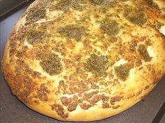 garlic and parsley hearthbreads- another recipe from how to be a domestic goddess - nigella Lawson
