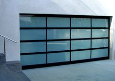 Glass Garage Doors Pictures and Photos