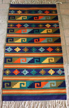 Oaxaca. Handwoven. Fair Trade. Manos Zapotecas.