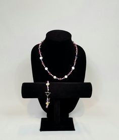Necklace & anklet/bracelet by MadeByMandii123 on Etsy