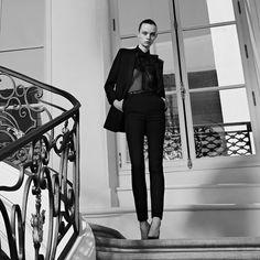"Image Amplified Magazine no Instagram: ""Saint Laurent, Maison de Couture, 24 Rue de L'universite! @hedislimane @ysl @yslbeauty @troy_wise @5by5forever #SaintLaurent #HauteCouture #Ruedeluniversité #FloDron #Helena #Lida #Devon #HediSlimane #saintlaurentparis #supermodel #fashion #fashionphotography #photography #style #femalebeauty #beauty #luxury #couture #ad #campaign #ia #instalike #instabeauty #instaluxury #instafashion #imageamplified #rickguzman #troywise"""