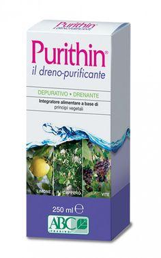 La detossicazione dell'organismo è un processo molto importante ed è essenziale farla con componenti naturali ma efficaci, come nel caso del Detox Purithin