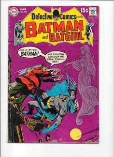 Comic Books For Sale: Batman and Batgirl 397