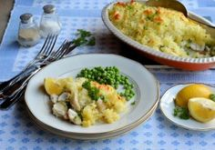 Easy Cheesy Family Fish Pie