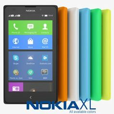 The Android-based Nokia XL is available for purchase for $150