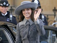 Princess Kate's Dramatic New Hat Made by One of Princess Diana's Favorite Milliners: 'She Looks So Chic'