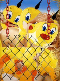 Titi: oil, oil on canvas. Balloon Dog Sculpture, Jeff Koons, Comic, Balloon Animals, Art Icon, High Art, Art Institute Of Chicago, American Artists, Installation Art
