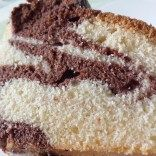 Marble cake steam baked in the Thermomix Varoma (yes really! Creamy Mushroom Pasta, Creamy Mushrooms, Stuffed Mushrooms, Chocolate And Vanilla Cake, Vanilla Cake Mixes, Cooking The Perfect Steak, Marble Cake, Food Names, Food Categories