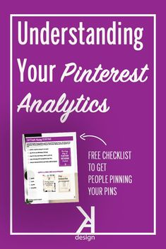 Understanding and how to use the data to improve your social media strategy for the world's visual search platform Marketing Plan, Online Marketing, Social Media Marketing, Marketing Training, Inbound Marketing, Digital Marketing, Business Tips, Online Business, Etsy Business