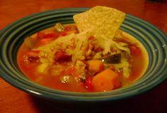Superior Grill Chicken Tortilla Soup