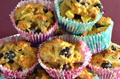 Utterly Scrummy Food For Families: Low Sugar Fruit Muffins