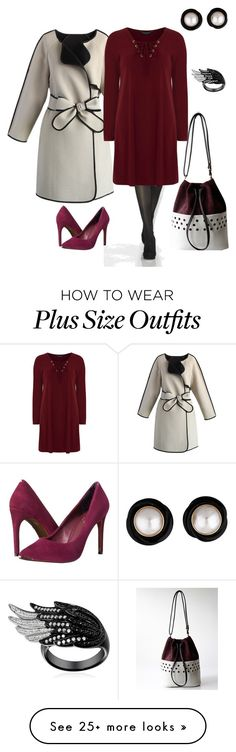 """""""Untitled #251"""" by giulia-sicilia on Polyvore featuring Chicwish, Dorothy Perkins, Ted Baker and opellebags"""