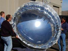 Globos solares que generan 400 veces más energía que paneles tradicionales