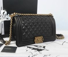 Who Wants To This For Me Christmas Lol Chanel Boy Bag In