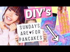 Last Minute DIY's über die sich jeder freut!   ViktoriaSarina - YouTube