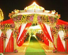 Main Entrance Decoration