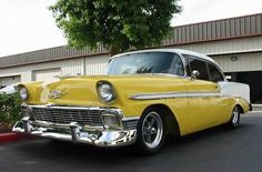 1956 Chevrolet..Re-pin Brought to you by Agents of #carinsurance at #HouseofIns in #EugeneOregon
