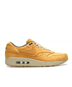 premium selection 47207 d3465 Air Max 1 Ltr Premium Wheat Bronze, Bronze-Baroque Brown 705282-700