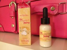 New Vitamin C Fairy serum from Perfectly Posh! Check out my Posh blog @ www.poshwithaimee.com and shop online anytime @ www.perfectlyposh.com/aimee