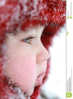winter baby photos - Google Search