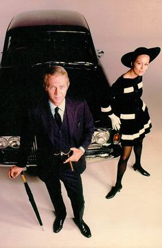 60's POSH in 'THE THOMAS CROWN AFFAIR' (1968) with STEVE McQUEEN (Wardrobe consultant Ron Postal) and FAYE DUNWAY (outfit designed by Thea Van Runkle) From Hollywood Stars : The Kobal Collection (minkshmink)