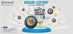 Did you see that the Bitsler lottery is coming back? Dice Games, Comebacks, Promotion