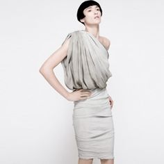 Lovely dress by Ma Petite S***** from the SS 2011 collection