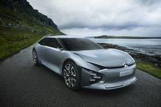 Citroen Reveals CXperience Concept Ahead Of Paris Debut [49 Pics+Video]