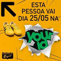 #OnitsukaTigerBR #YourId