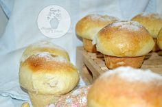 Pan dulce relleno de toffee y avellanas (Reto Alfabeto Dulce) | Cocina