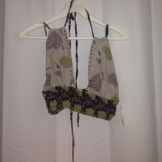 NWT urban outfitters crop top NWT. SMALL. brand is ecote sold in urban outfitters Urban Outfitters Tops Crop Tops