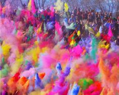 Holi Festival (Festival of Colors), India