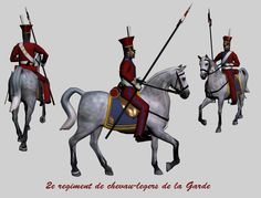French Guard Lancer image - Napoleonic Total War mod for Rome ...