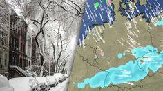 Neue Nachricht: Schneefront zieht Richtung Süden - http://ift.tt/2hJhnH1 #nachricht