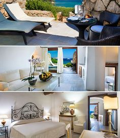 Sardinian-style living at Hotel Pitrizza