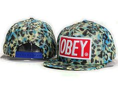 Casquettes OBEY Snapback 0099