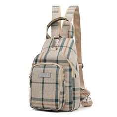 Item Type:BackpackMaterial:CanvasWeight:310gLength:19cm(7.48'') Height:28cm(11.02'') Width:17cm(6.69'')Pattern:SolidInner Pocket:Main Pocket,Zipper Pocket,Phone PocketClosure:Zipper             Package Included:1 * Backpack