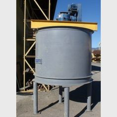 Enviro-Clear thickener supplier worlwide | Used Enviro-Clear CO5040 clarifier for sale - Savona Equipment