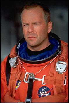 Bruce Willis in Armageddon (1998)