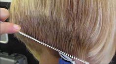 Stacked Bob Haircut For Fine Hair : Beautiful Short Stacked Bob ...