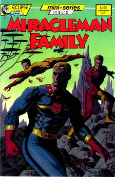 Miracleman Family