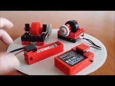 LEGO Style High Speed Brushless Engine - YouTube Lego Mindstorms, High Speed, Engineering, Youtube, Design, Style, Swag, Technology