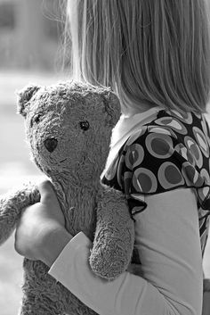 no matter how you look like, for as long as you calm my heart when i hug you... i will hold you forever...