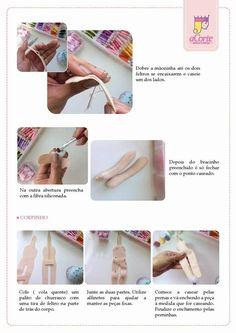 Boneca Mulher Maravilha com molde Doll Dress Patterns, Felt Diy, Felt Dolls, Etsy, Sewing, Blog, Crafts, Handmade, Ideas Para