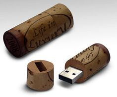 A USB drive for WineO's