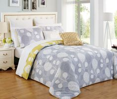 Couture Home 3 Piece Duvet Cover Set