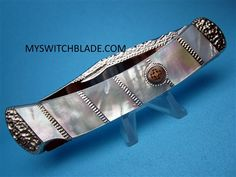 MySwitchblade.com offers a wide range of automatic conversion knives including Buck Conversion Switchblades & Buck Custom Knives as well as many other styles . Satisfaction Guaranteed!