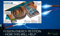 DatSyn News - Fusion Energy Petition - How this will help
